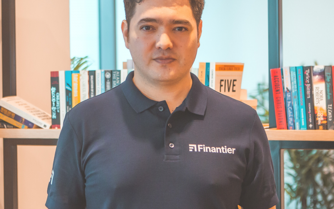 EP 02 – Diego Rojas – Co-Founder & CEO at Finantier – Transforming People's Lives Every Day